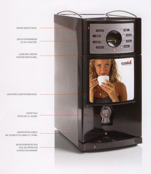machines caf s espresso techni caf devecey franche. Black Bedroom Furniture Sets. Home Design Ideas